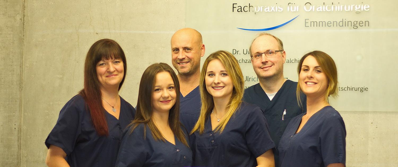 Praxis für Oralchirurgie Emmendingen Team Dr. Held