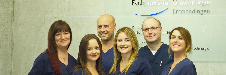 Team Zahnarztpraxis für Oralchirurgie Dr. Held Emmendingen